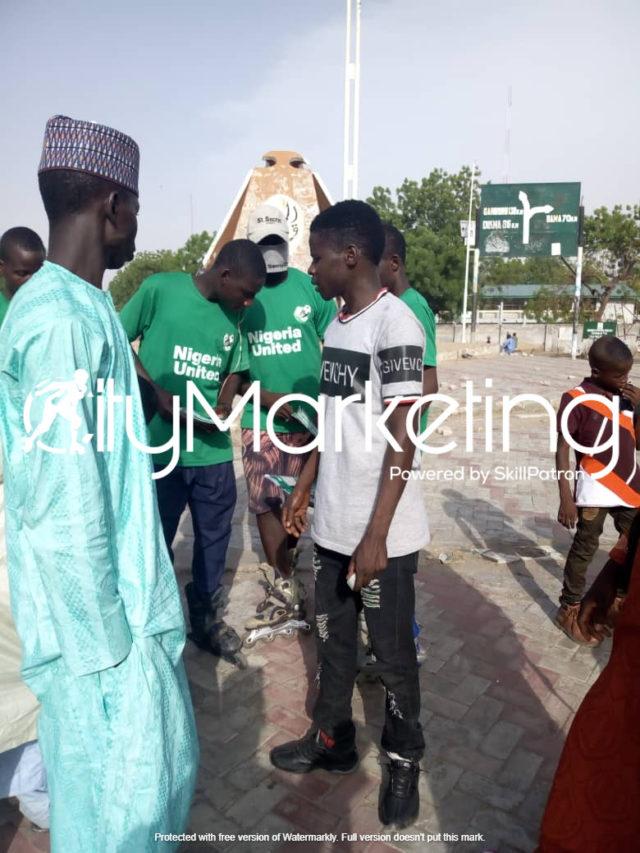 Flyer Distribution Lagos